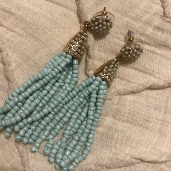 Bauble bar by target Beaded earrings